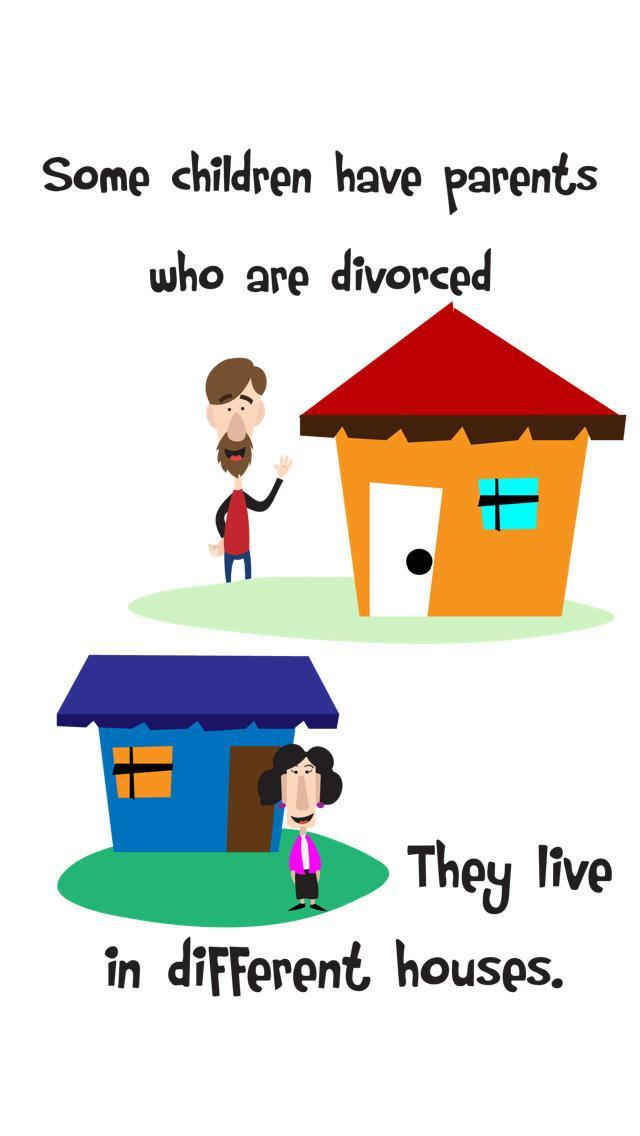 Autism clipart social acceptance. And divorce story autismag