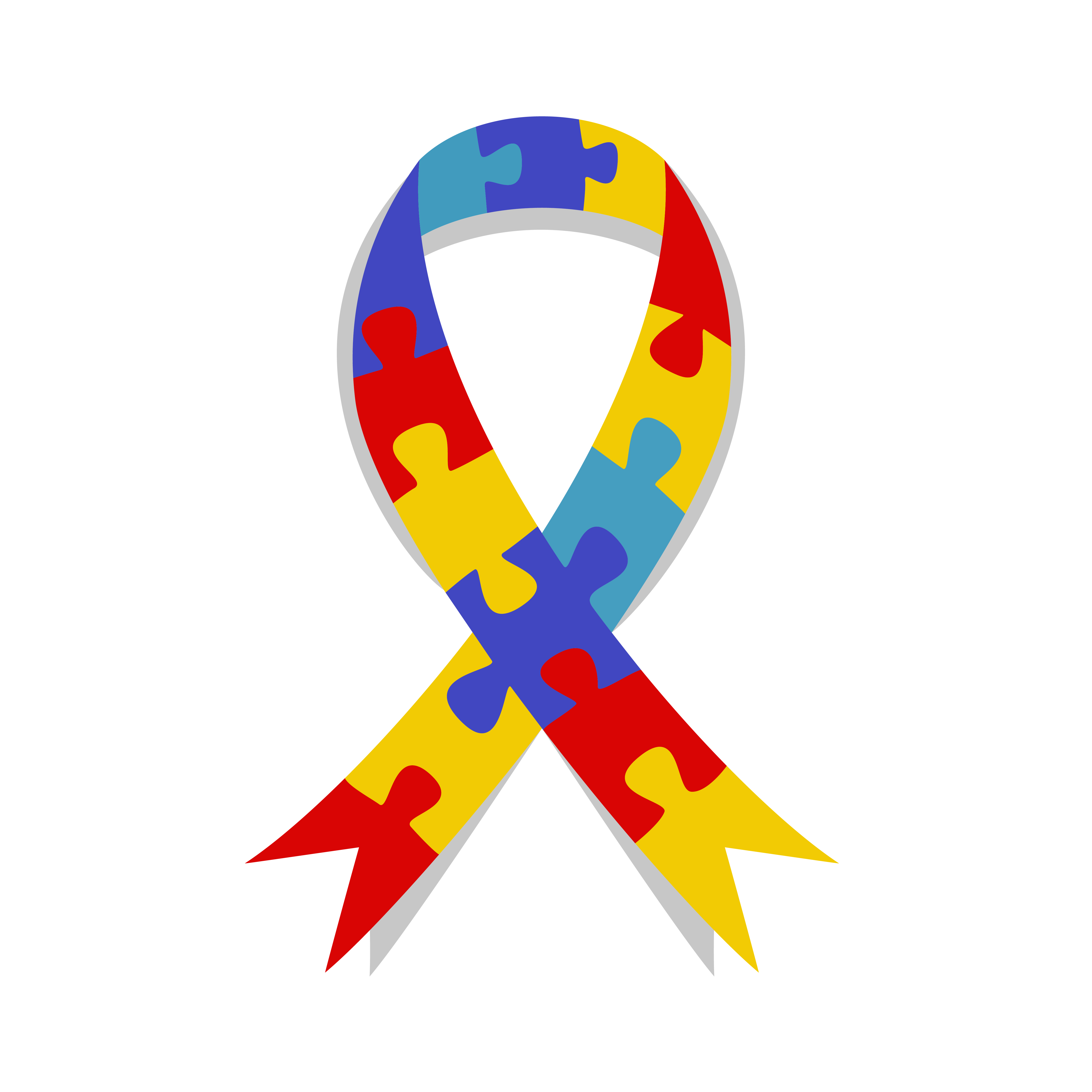 April is month here. Autism clipart social awareness