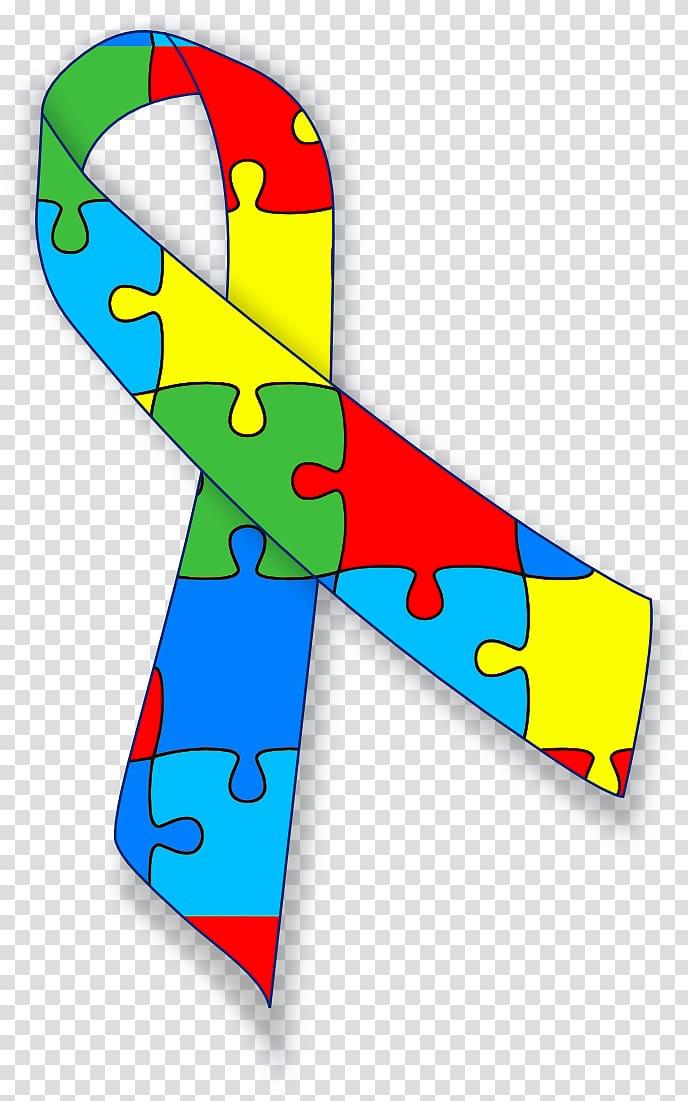 Autism clipart transparent. World awareness day ribbon