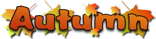Free fall clip art. Autumn clipart