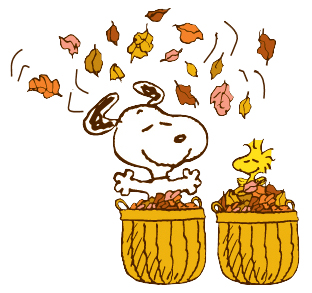 Autumn clipart animated. Fall leaves clipartfest cliparting
