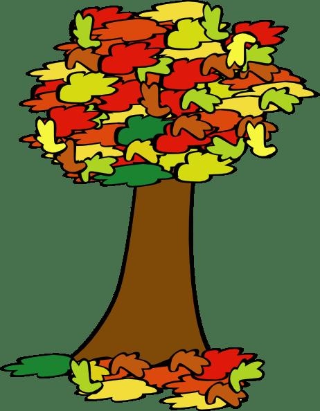 Free portal . Autumn clipart animated