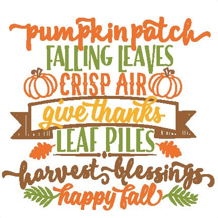 Autumn clipart autumn word. Art svg scrapbook cut