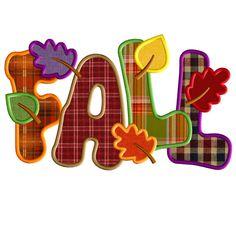 Autumn clipart autumn word. Element png clip art