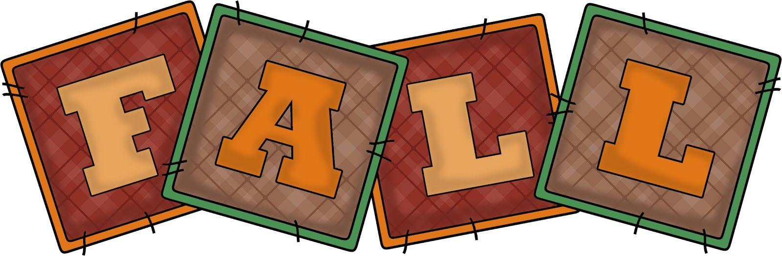 Autumn clipart autumn word. Fall art diy words