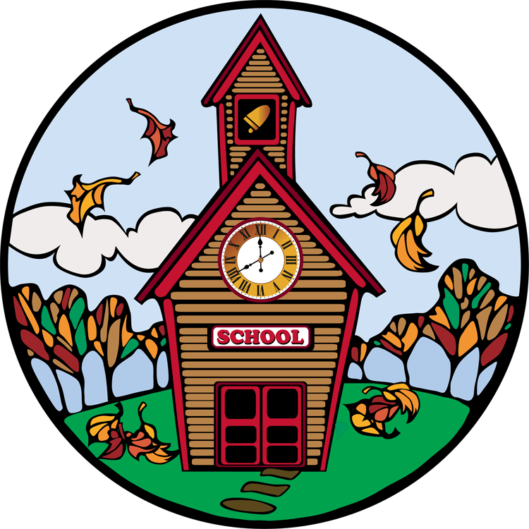 collection of free. Preschool clipart october