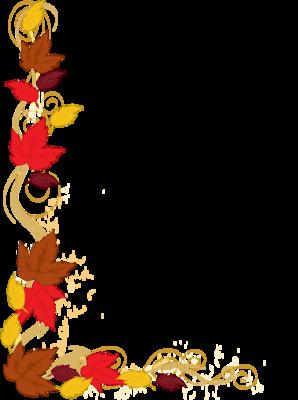 Autumn clipart boarder. Web design development leaves