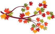 Search results for clip. Autumn clipart branch