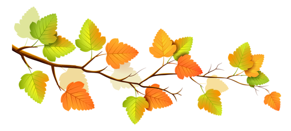 Autumn clipart branch. Gallery fall png