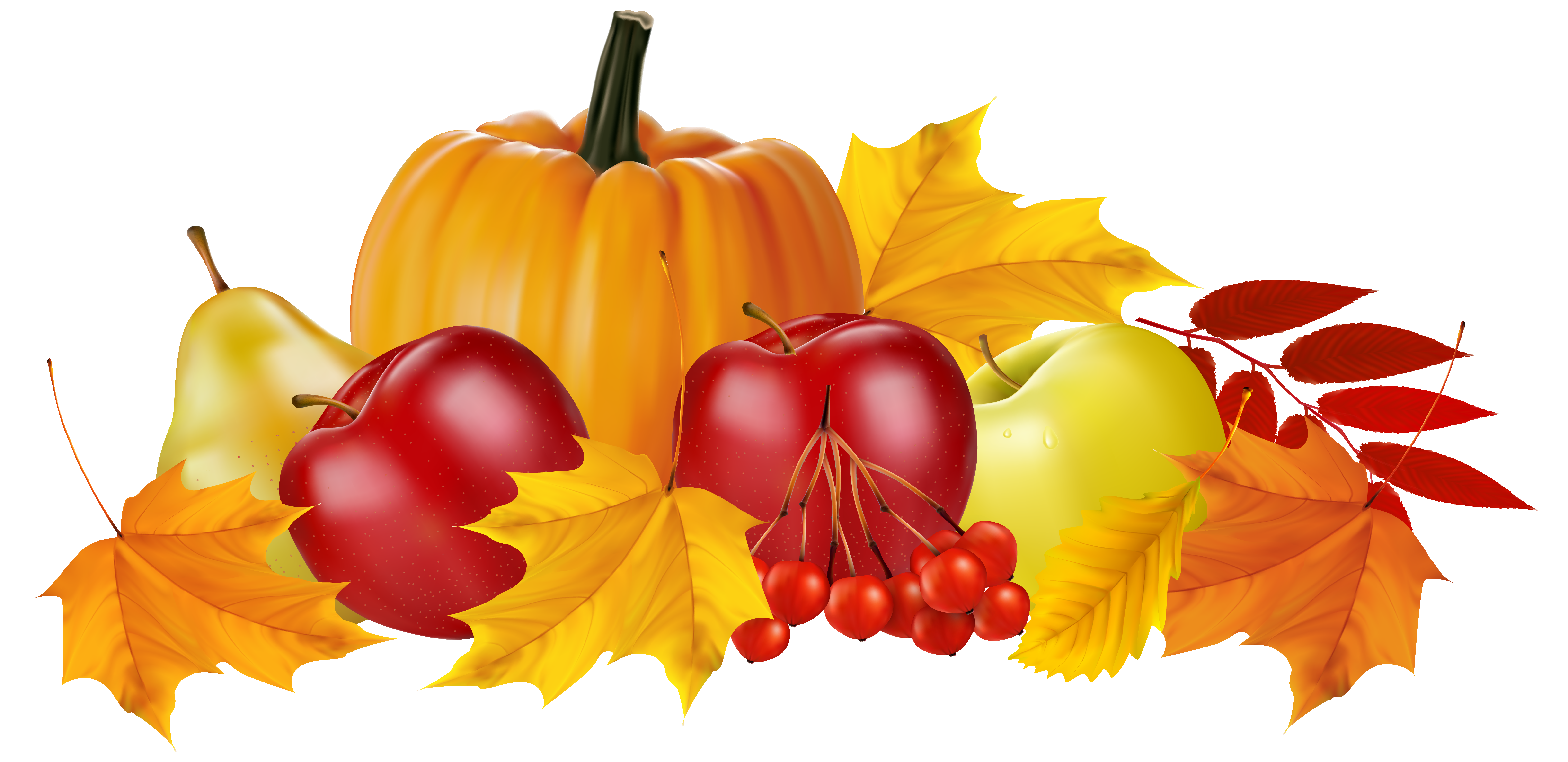 Autumn and fruits png. Pie clipart pumpkin spice