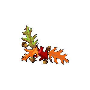 Autumn clipart corner. Free fall cliparts download