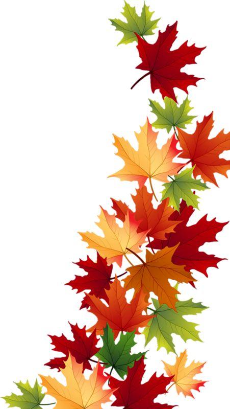 best im genes. Autumn clipart corner