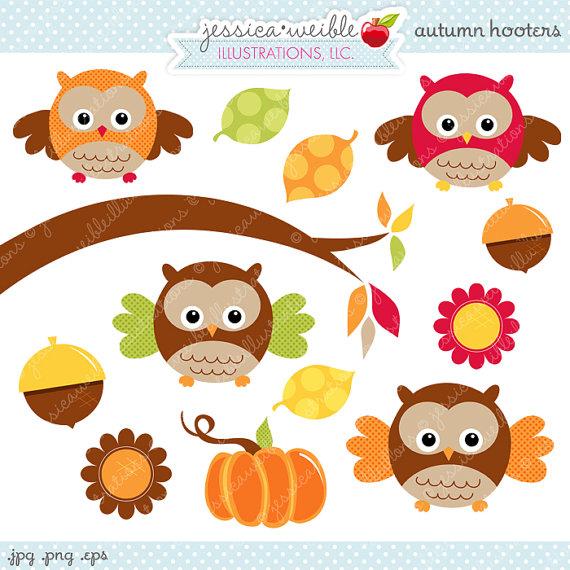 Autumn clipart cute.