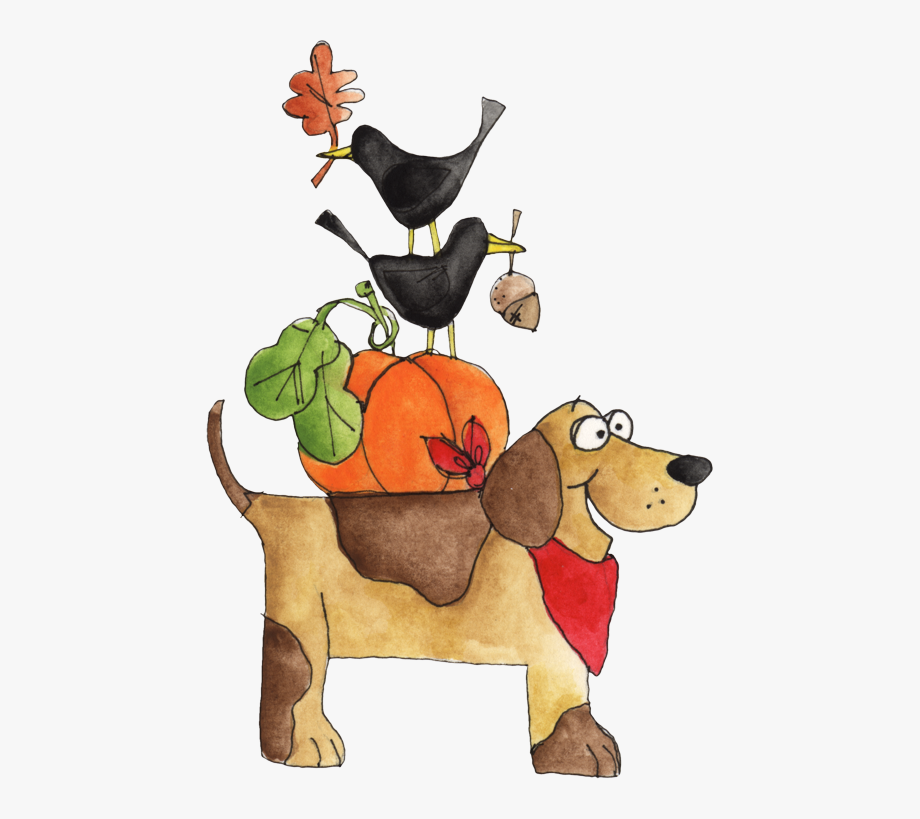 Welcome thanksgiving free . Autumn clipart dog