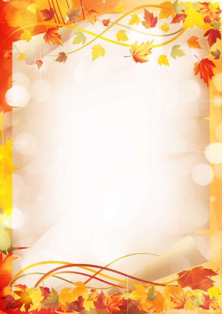 best borders frames. Autumn clipart elegant