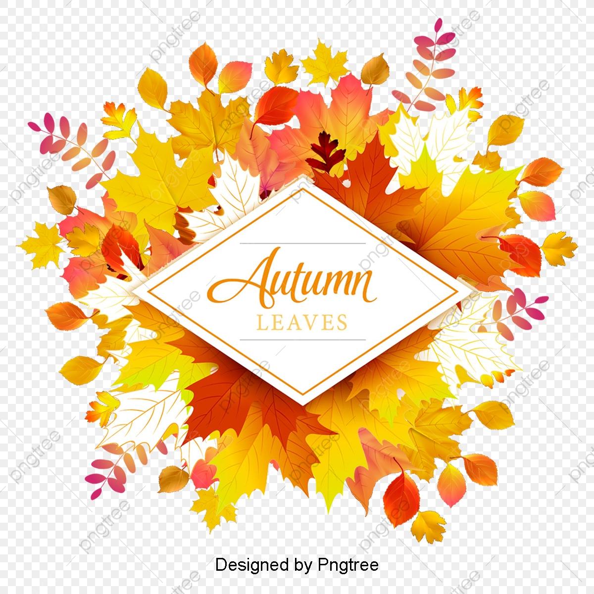 Simple cartoon hand painted. Autumn clipart element