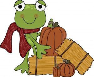 Homework miss hockensmith s. Autumn clipart frog