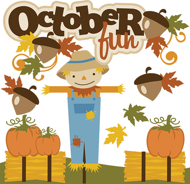 autumn clipart fun