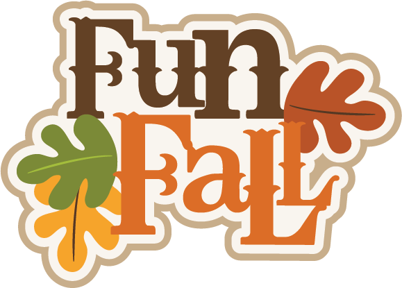 collection of fall. Autumn clipart fun