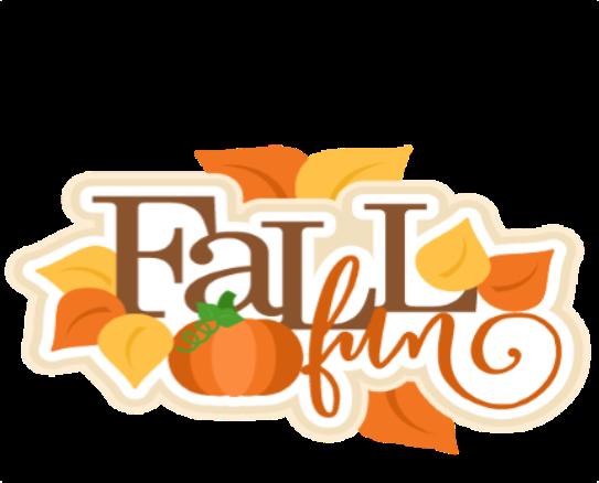Autumn clipart fun. Fruit text orange transparent