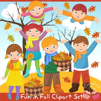 autumn clipart fun