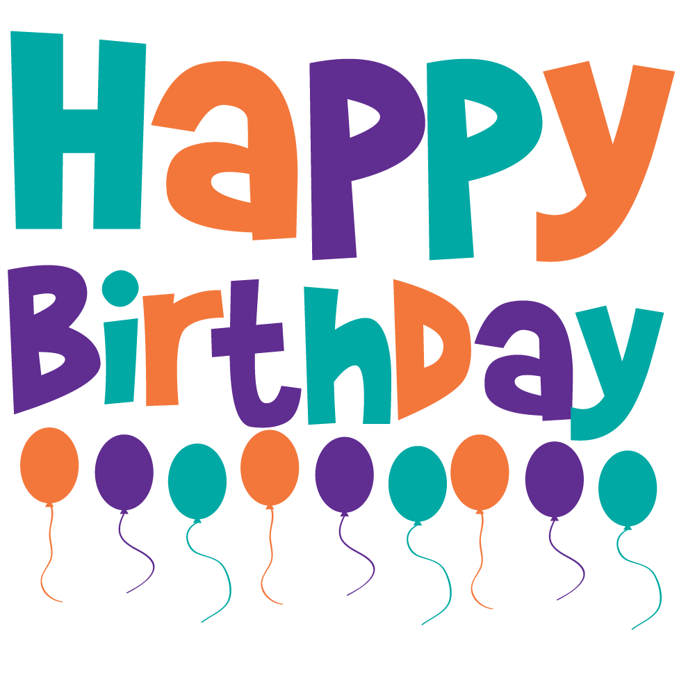 Happy birthday graphics th. Surprise clipart banner