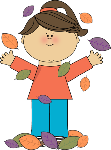 Fall songs about circle. Autumn clipart preschool