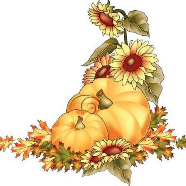 Autumn clipart religious. St george s anglican
