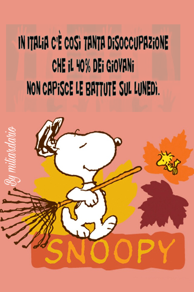 Pin by miliar dario. Autumn clipart snoopy