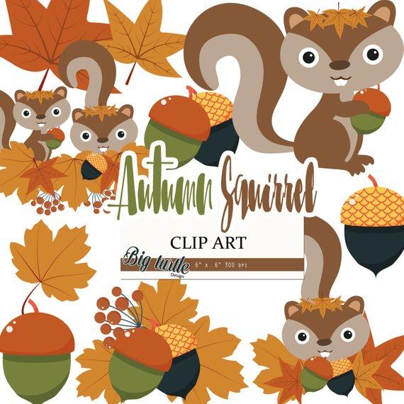 off sale fall. Autumn clipart squirrel