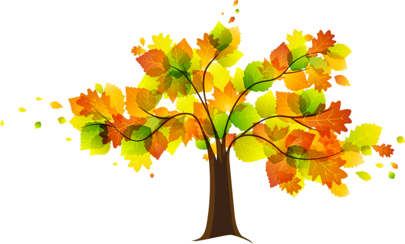 Stylish dryserv autumnclipartstylishautumntree. Autumn clipart tree