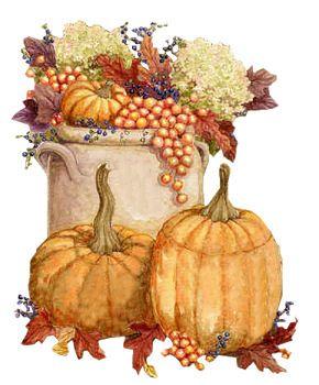 Autumn clipart vintage.  best fall pictures