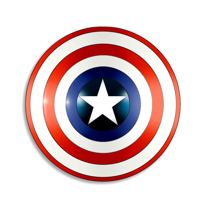 Avengers clipart. Shields