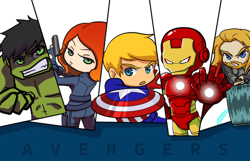 By eemari on deviantart. Avengers clipart avengers assemble