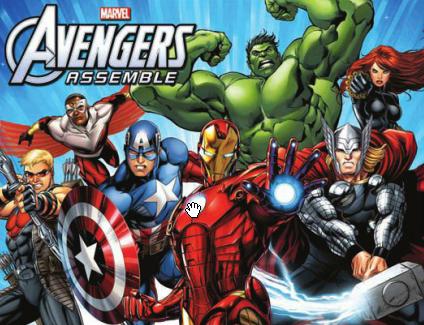 Avengers clipart avengers assemble.  panda free