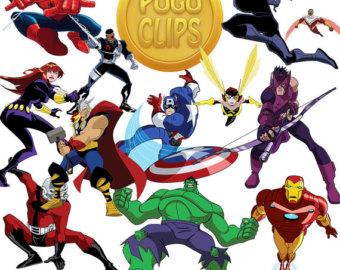 Avengers avengers character