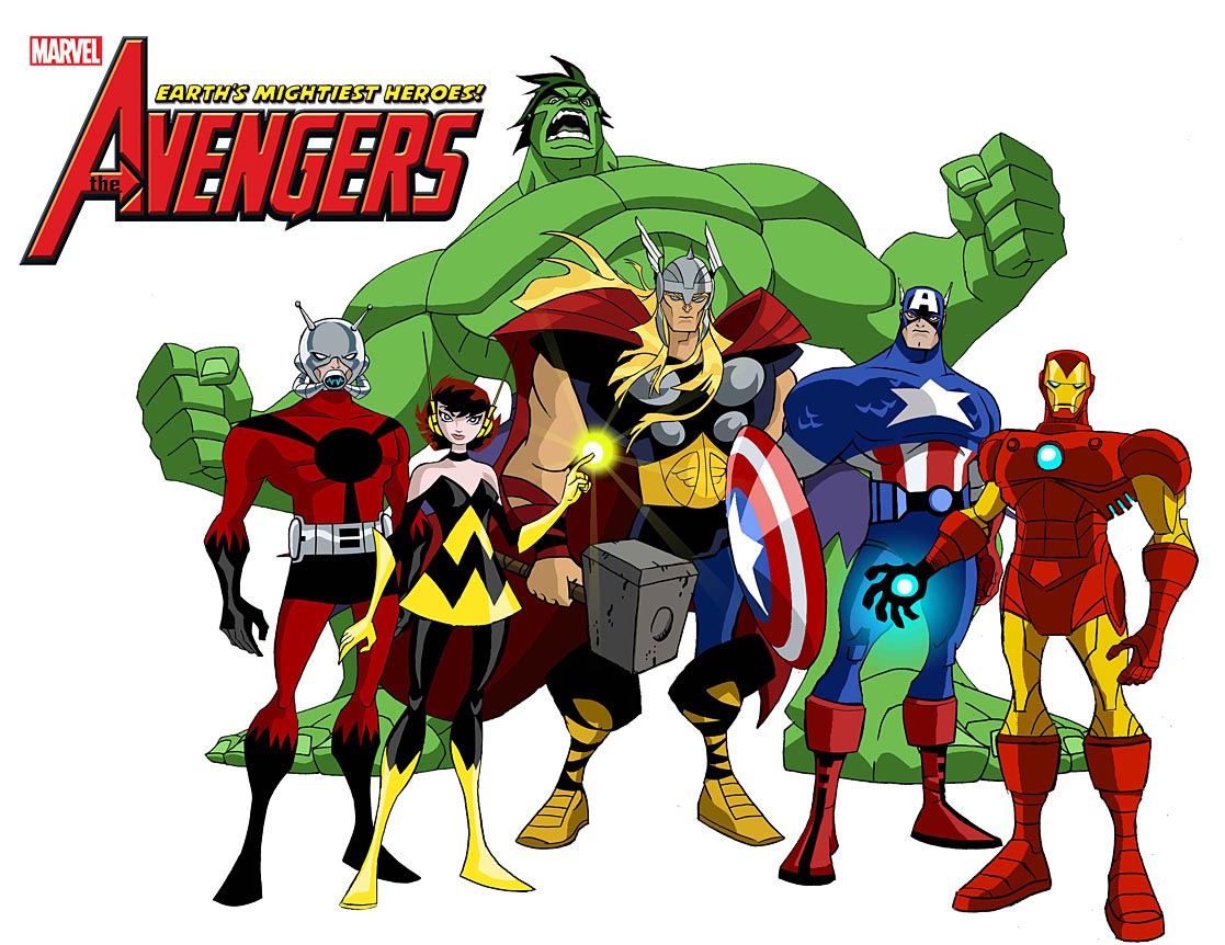Avengers clipart avengers character. The earth s mightiest