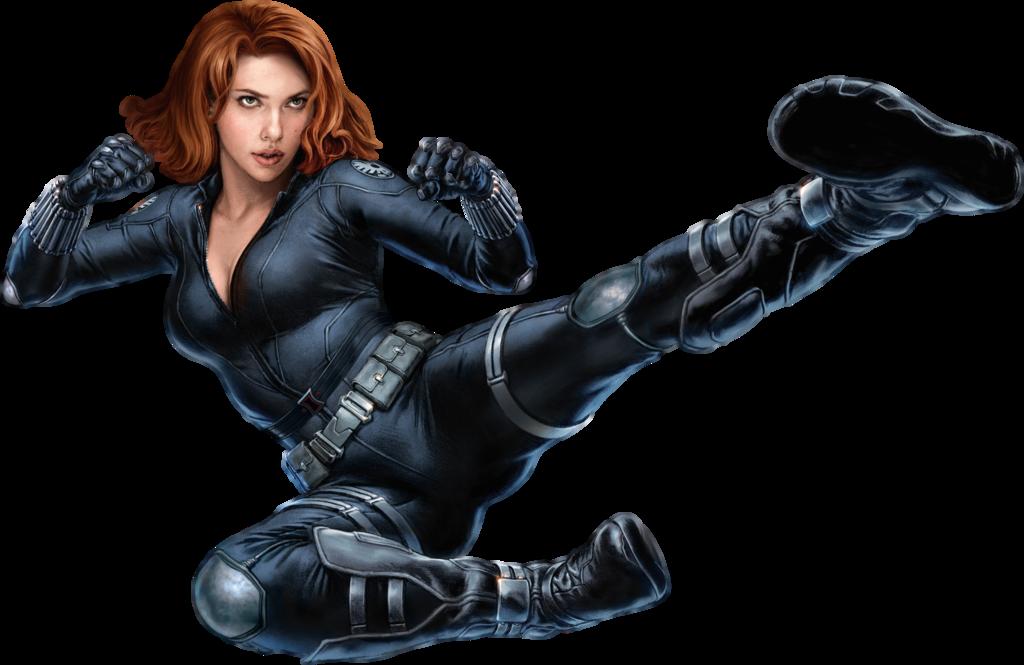 Avengers clipart black widow, Avengers black widow ...