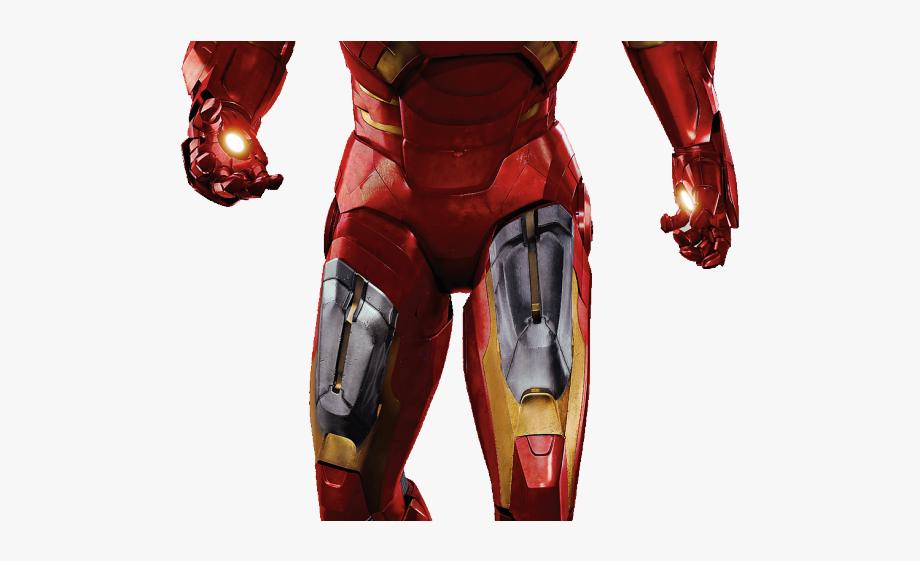 Iron man full hd. Avengers clipart body