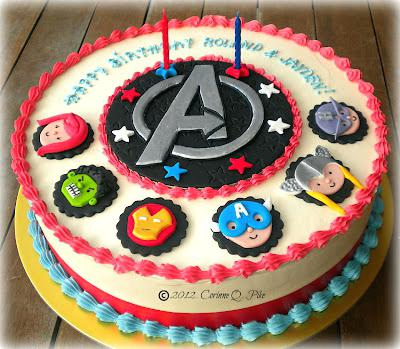 Fantastic Avengers Clipart Cake Avengers Cake Transparent Free For Download Birthday Cards Printable Trancafe Filternl