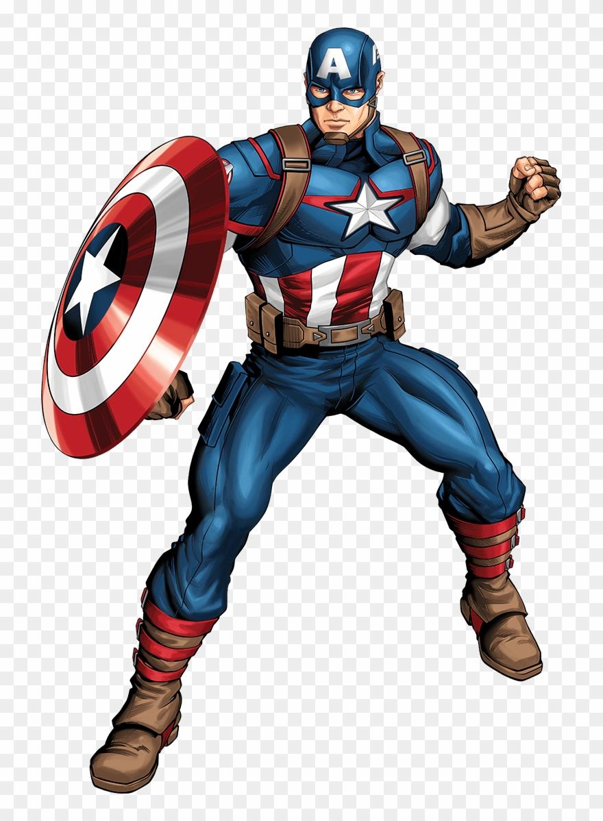 Avengers clipart captain america. Image pinclipart