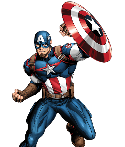 Png images free download. Avengers clipart captain america