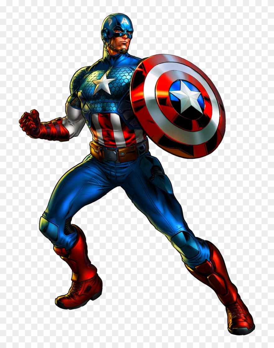 kb marvel. Avengers clipart captain america