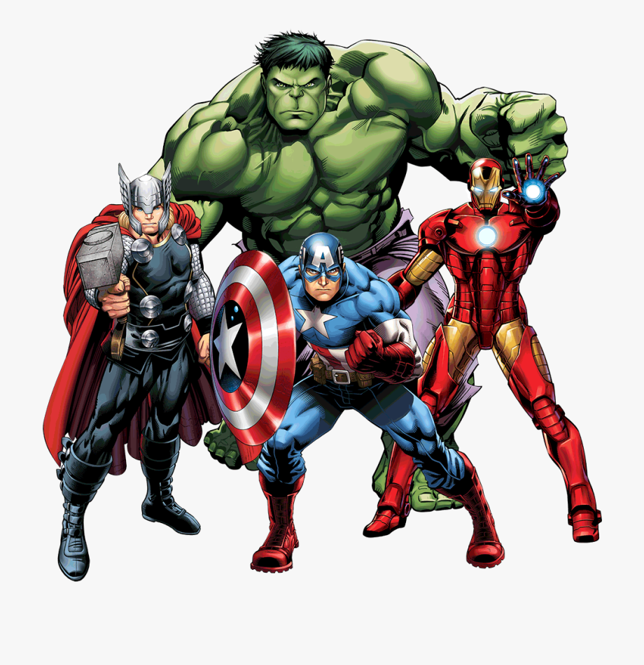 Png marvel thor cliparts. Avengers clipart cartoon
