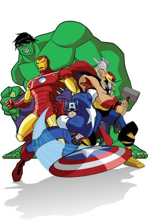 Image album on imgur. Avengers clipart cartoon