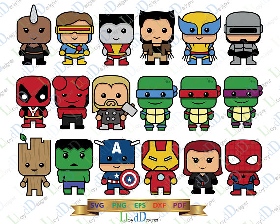 Avengers clipart cute.  collection of high