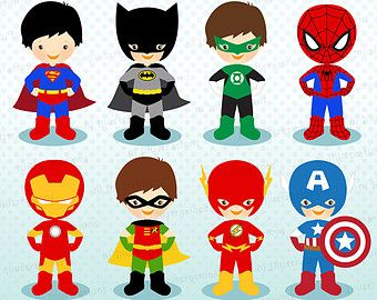 best characters images. Avengers clipart cute