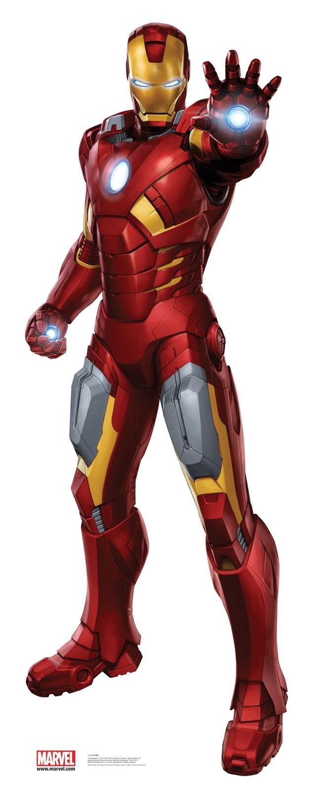 Iron man image clip. Avengers clipart ironman