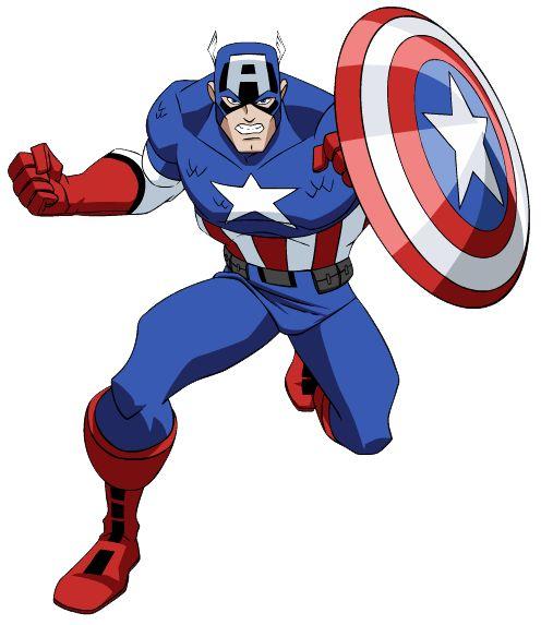 Characters . Avengers clipart marvel comic