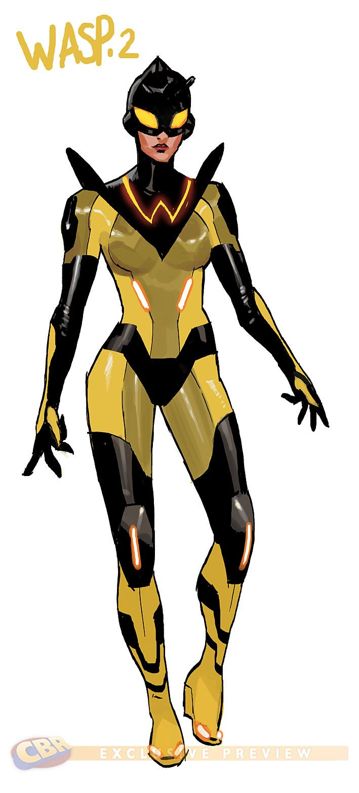 best the wasp. Avengers clipart marvel comic